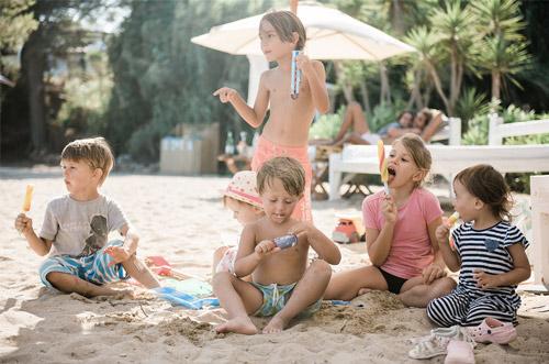 Kindvriendelijk restaurant Pura Vida Ibiza