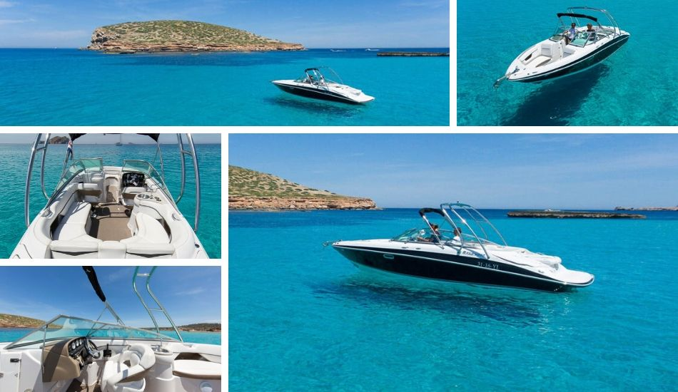 horizon boot huren ibiza